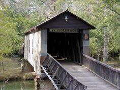 Alabama's 11 surviving historical covered bridges (Odd Travels list, gallery)   AL.com