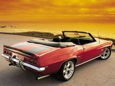 1969 Camaro convertible Maintenance/restoration of old/vintage vehicles: the material for new cogs/casters/gears/pads could be cast polyamide which I (Cast polyamide) can produce. My contact: tatjana.alic@windowslive.com