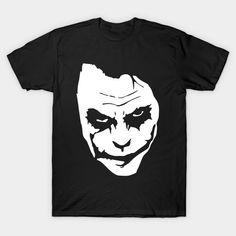 Official Batman Joker Insane T Shirt Crazy DC Comics Arkham Asylum S M L XL XXL