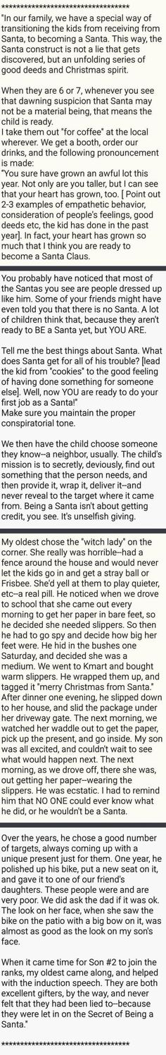 Thank you for posting this! #ParentingGoals #ThankYouParenting