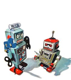 Robot Conversations