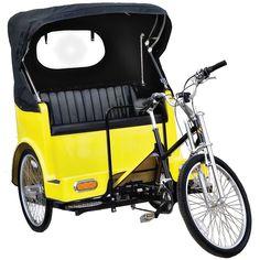 The Pedicab