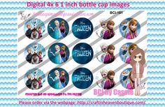 "1"" Bottle Caps (4X6) Digital Disney Frozen BCI-181  CARTOONS/KIDS BOTTLE CAP IMAGES #cartoons #inspired #kids #bottlecap #BCI #shrinkydinkimages #bowcenters #hairbows #bowmaking #ironon #printables #printyourself #digitaltransfer #doityourself #transfer #ribbongraphics #ribbon #shirtprint #tshirt #digitalart #diy #digital #graphicdesign please purchase via link  http://craftinheavenboutique.com/index.php?main_page=index&cPath=323_533_42_54"