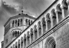 San Vigilio cathedral, Trento (Italy)