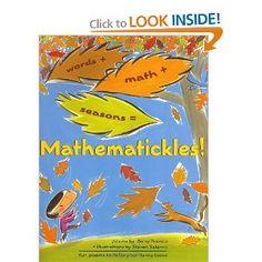 math picture book