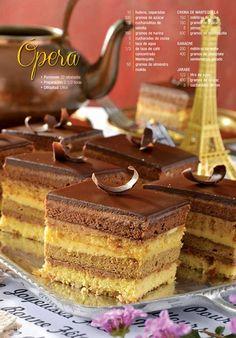 Revista Maravillas de la Reposteria no. 39 - Reposteria Francesa - Formato Impreso