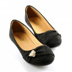 $13.78 Casual Women's Flat Shoes With Rhinestones Bowknot and Suede Design