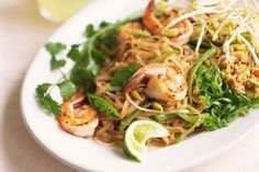 Easy Pad Thai Noodles Recipe from Phuket, Thailand