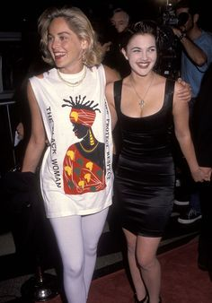 <b>She literally personified the 1990s.</b>
