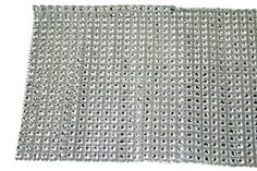 Amazon.com: Dress My Cupcake Silver Diamond Rhinestone Ribbon Wrap BULK 30 feet - Wedding Decorations, Party Supplies