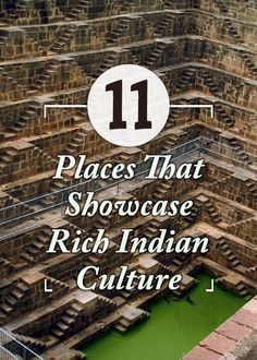 Indian Culture. Places to Visit in India