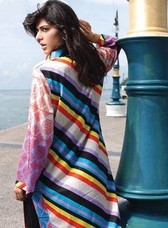 Cottorina Fancy Dresses Collection By Lakhany Silk Mills 2 Cottorina Fancy Dresses Collection By Lakhany Silk Mills