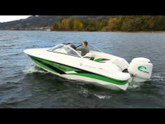 180 HP Electric Outboard