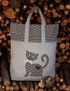 ivinoe / Nákupná taška - mačička