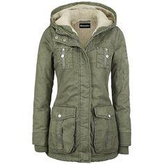Dressation Incappucciato Caldo Giacca a vento da Safari Militare dell'inverno Femminile: Amazon.it: Abbigliamento