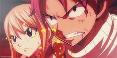 This is my all time favorite Fairy Tail opening. I just LOVE the song they play and that it starts out with Natsu and Lucy.