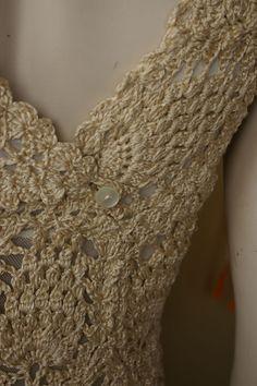 crochetmestres crochetmes3: Ganchillo para una novia 2, verano