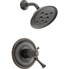 DT60205RB Baliza Shower Faucet Trim Trim Kit - Venetian Bronze