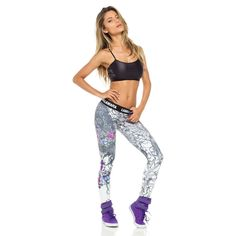 Labellamafia – Interlaces leggings