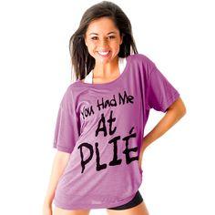 You Had Me at Plie : GAR-216