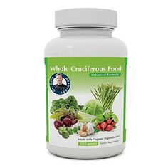 Organic Cruciferous Vegetable Capsules  Liver Cleanse  Natural Detox  Improve Immune System Function  Increase Energy  Dietary Supplement  Phytonutrient Blend  By Dr Berg  250 Capsules >>> Read more reviews of the product by visiting the link on the image. (This is an affiliate link) #MultiVitaminsSupplements