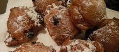 Oliebollen! Geheel #glutenvrij en #lactosevrij - en super lekker! - Dutch doughnuts (Dutch treat for New Year's eve) - completely #glutenfree & #dairyfree