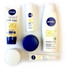 Our NIVEA Q10 Plus range smooths your skin. #nivea #hautpflege #skincare #antiage