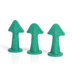 set 3 punte per silicone vendita online dmail attrezzi