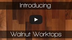 Walnut is a hard-wearing and smooth timber that is perfect for kitchen worktops.  Our walnut worktops are both affordably priced and available on our 2Man delivery service to many parts of England, Wales and Scotland.  To find out more about them, watch our YouTube video: https://www.youtube.com/watch?v=AapgJ7vQGIY