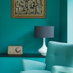 Pick a color and change your mood... Paint your walls! (in English and in Greek)