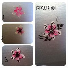 124 Pegatinas y Stickers para Uñas con brillos y figuras – Información imágenes Easy Nail Art, Cool Nail Art, Diy Nails, Manicure, Line Nail Art, Nails Today, Diy Nail Designs, Flower Nail Art, Nail Decorations