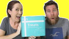 Treats Box Unboxing Candy & Snacks From Germany