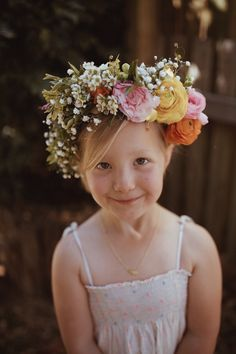 Elsie VonBlanckensee photo by Tessa Cheetham #flowers #flowercrowns #colours #photography #photoshoot #photos #portrait #afternoon #outdoors #nature #teddies #bunnies