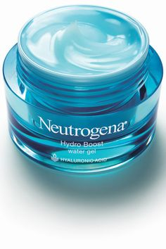 Unlike Dipping Dots or Go-gurt, gel moisturizers aren't just a new way of packaging the same old thing. Instead, the jiggly whip contains a film-forming polymer that traps moisturizing hyaluronic acid in the skin, leaving the complexion impossibly glowy and totally quenched. Neutrogena Hydro Boost Water Gel, $19, neutrogena.com
