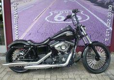 "street bob with 21"" front wheel | HARLEY-DAVIDSON FXDB 1584 Dyna Street Bob Big Wheel"