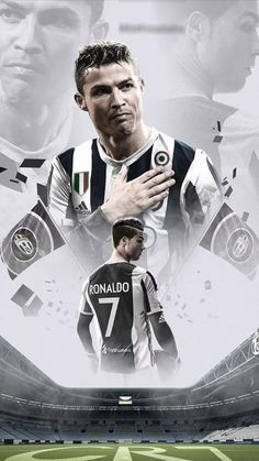Cristiano Ronaldo In Juventus Wallpaper for Android - APK Download