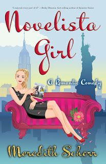 A Soccer Mom's Book Blog: Novelista Girl by Meredith Schorr