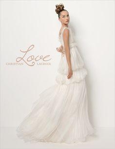 Christian Lacroix 2011 Collection  #dessy♥weddingchicks