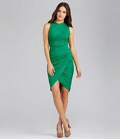 Rachel Pally Kennedy Ruched Dress | Dillard's Mobile