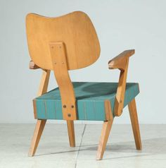 Iconic Canadian 'Ruspan' Lounge Chair by Russell Spanner | From a unique collection of antique and modern lounge chairs at http://www.1stdibs.com/furniture/seating/lounge-chairs/