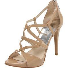 Michael Michael Kors Women`s Josie Ankle-Strap Sandal,Nude,7 M US