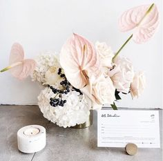 Our Top 5 Wedding Flower Trends for – 2019 - Floral Decor Floral Wedding, Wedding Flowers, Orchid Arrangements, Flower Art, Art Flowers, Arte Floral, Flower Centerpieces, Beautiful Flowers, Floral Design
