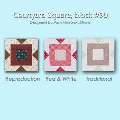 100 Blocks Sampler Sew Along   Block 28