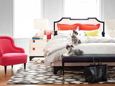 Kate Spade's New Furniture Line Is Here—and It's Stunning!
