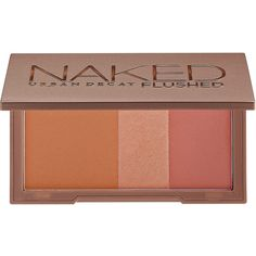 Urban Decay Naked Flushed ($32) ❤ liked on Polyvore featuring beauty products, makeup, cheek makeup, blush, beauty, accessories, faces, urban decay y urban decay blush