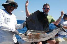 Fishing in cancun Hahaha.   Yes on the Kianah.  #fishingcancun #sportfishingcancun #kianahssportfishing   www.deepseafishingcancun.com