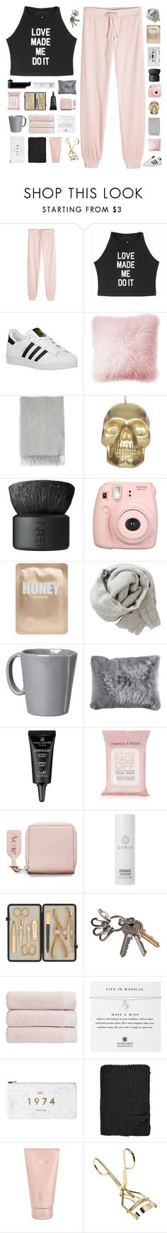 """""""those three words ☆ like to join my taglist!"""" by scattered-parts ❤ liked on Polyvore featuring Juicy Couture, adidas Originals, JAG Zoeppritz, Acne Studios, Icon Jewellery, NARS Cosmetics, Fujifilm, CASSETTE, Brunello Cucinelli and Vietri"""