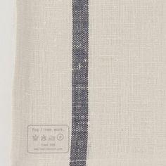 Fog Linen   Kitchen Cloth. $15
