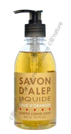 savon d alep liquide parfum rose de damas le savon d 39 alep 20 liquide pure olive parfum. Black Bedroom Furniture Sets. Home Design Ideas