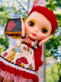 An Interview with Blythe Doll Collector Gina Garan   Collectors Weekly